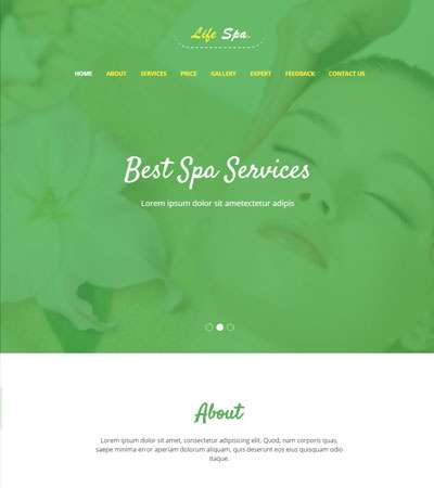 life_spa_bootstrap_4_web_template