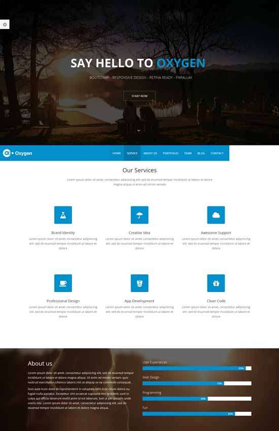 oxygen_free_bootstrap_one_page_theme