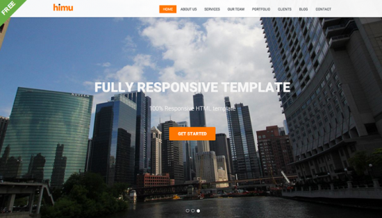 himu_free_one_page_bootstrap_template