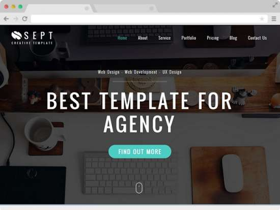 sept_free_one_page_bootstrap_template
