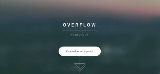 overflow_one_page_website_template
