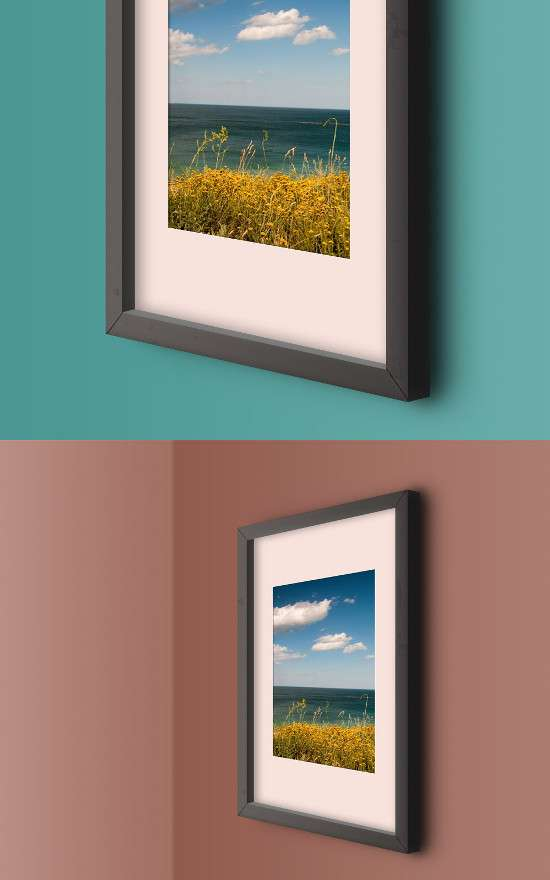 wall_photo_frame_mockup_template