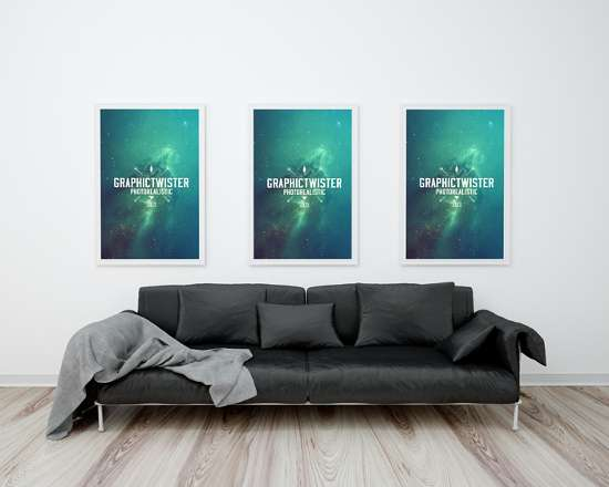 triple_poster_frame_with_sofa_mockup