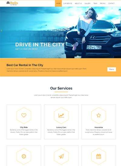 rolls_car_rental_bootstrap_website_template