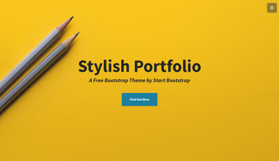 stylishportfolio_business_template_2019