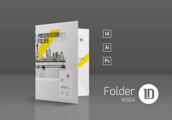 professional_presentation_folder_cover_template