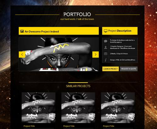 39 dynamix responsive full screen background theme